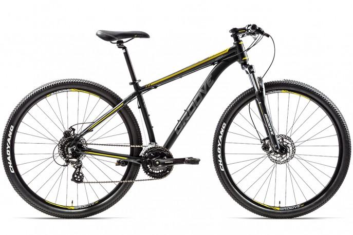 Bicicleta 29 Hype 30 21V 2016 - Groove