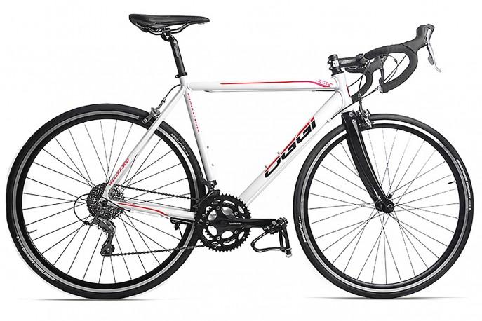Bicicleta 700 Velloce 300 2016 Alumínio 16V - Oggi