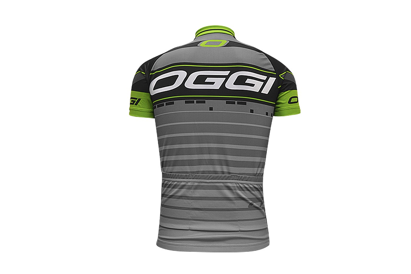 Camisa Ciclista Big Wheel - Oggi