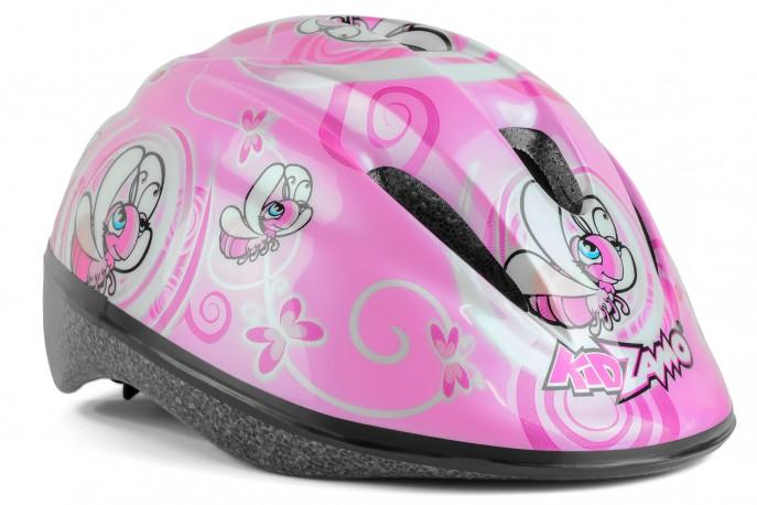 Capacete Ciclista Infantil Estrela - Kidzamo