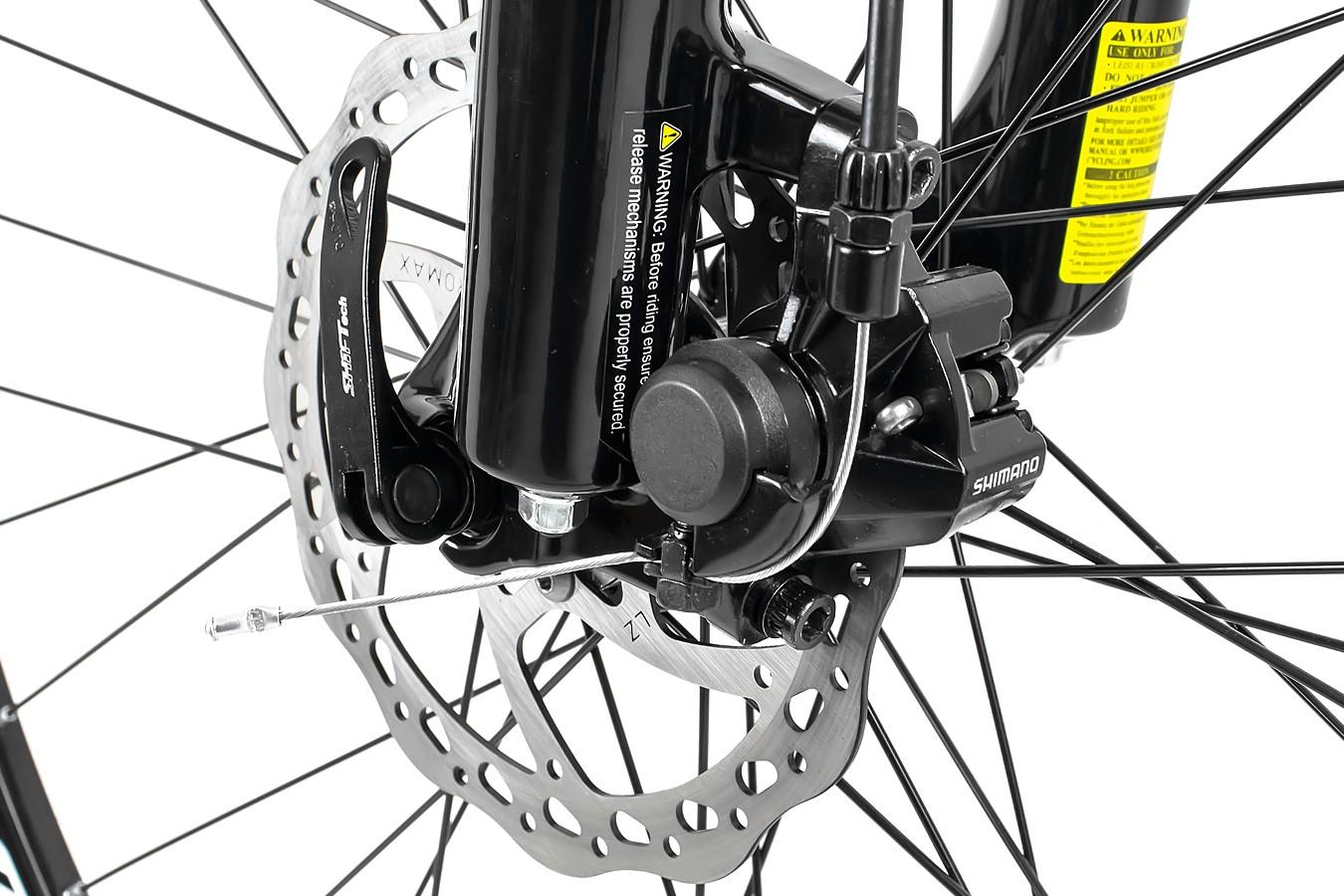 Bicicleta 29 Vzan Everest Pro 27V Suspensão com Trava
