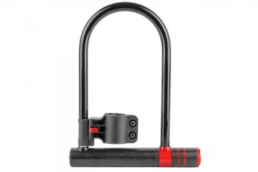 Cadeado bike com Chave 190X245 U-Lock - Zoli
