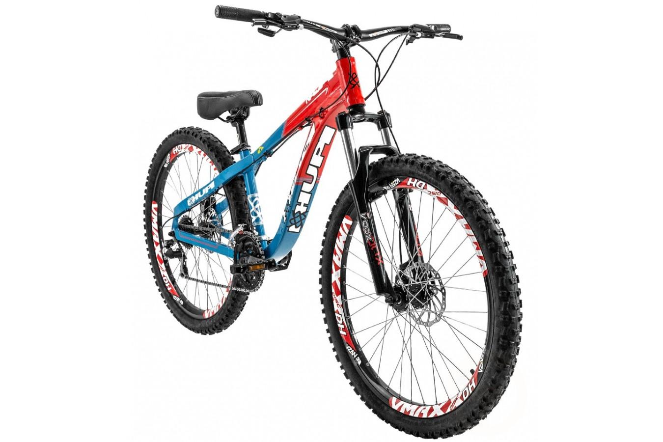 Bicicleta 26 Freeride 21v Naja Freio a Disco- Hupi