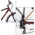 Bicicleta 700 Passeio Copenhague Retrô - Soul