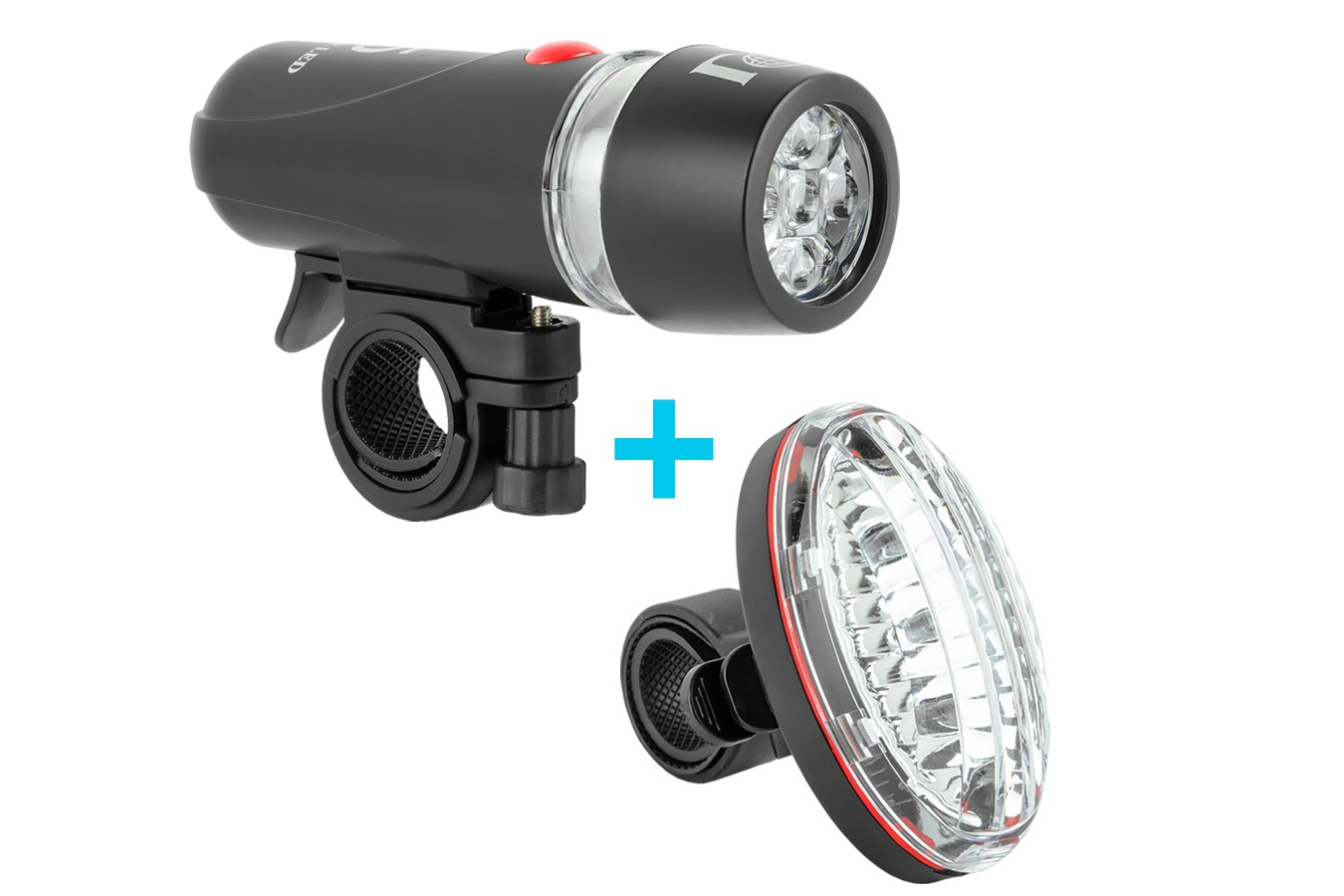 Kit Farol + Vista Light 5 LEDs Nylon LL80089 - LL