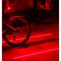 Vista Light Traseiro com Laser 9 Funções