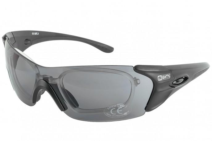 Óculos Ciclista Com Armação Removível Para Lentes Ópticas - Mighty