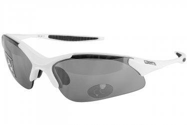 Óculos Ciclista Com 4 Lentes Brown - Mighty