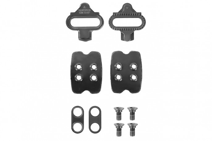 Taco de Pedal MTB SM-SH51 Para Euro Lock - Shimano