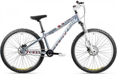 Bicicleta 26 Freeride Hardy freio hidráulico - Totem