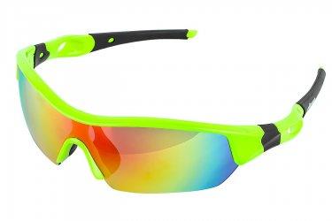 Óculos Ciclista Spider Lentes Coloridas - Elleven