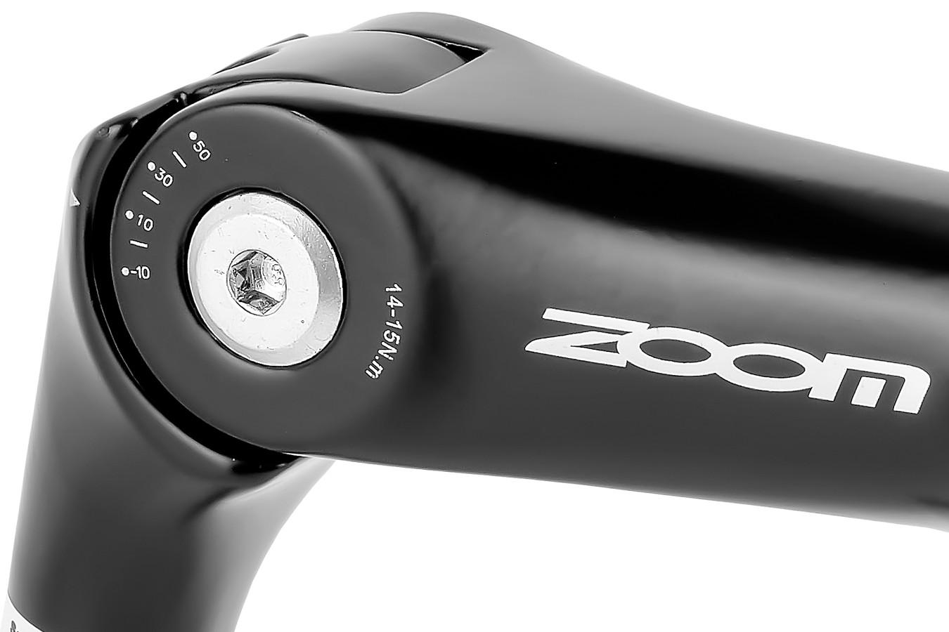 Suporte Guidão MTB 22,2mm com Regulagem - Zoom