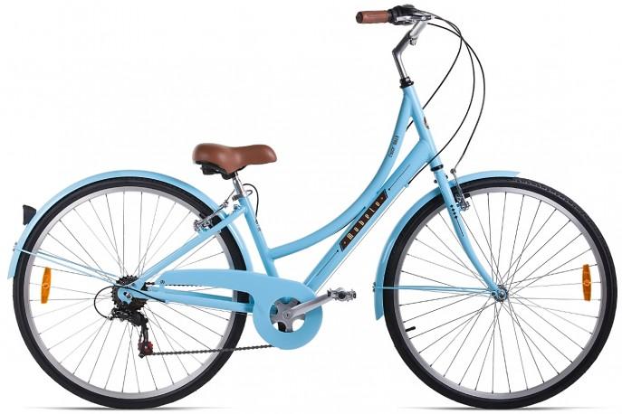 Bicicleta 700 Oma A Classic Branca - Mobele