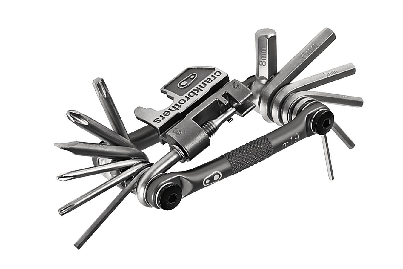 Kit Ferramentas Bike Canivete 19 Funções - Crank Brothers