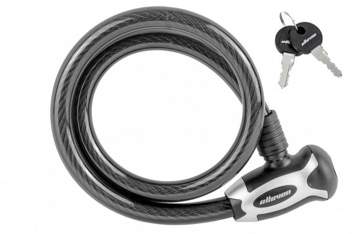 Cadeado com Chave 15x800 Espiral - Elleven