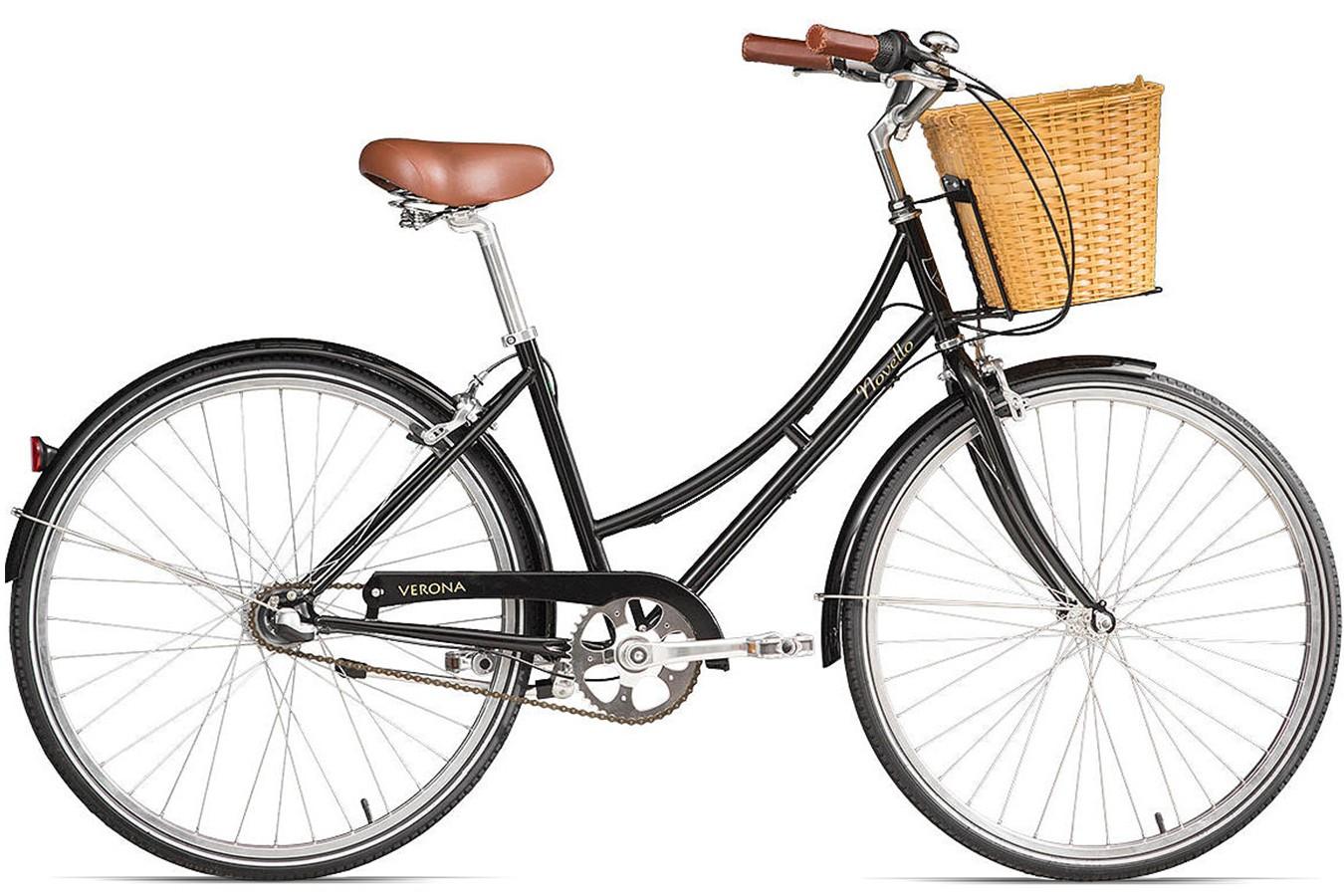 Bicicleta 26 Feminina Verona 3V Nexus - Novello