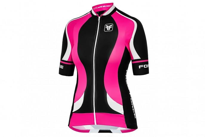 Camisa Ciclista Feminina Princess - Free Force