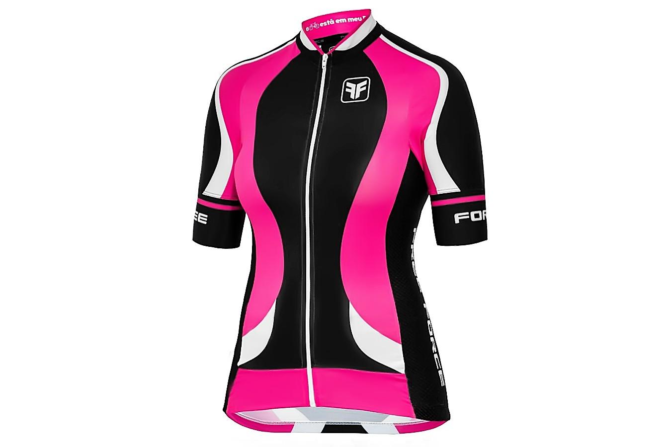 Camisa Ciclismo Feminina Mulher Maravilha Invicto Cam045 85781de7e10ea