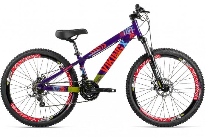 Bicicleta 26 Alumínio Tuff 25 Freeride Disc - VikingX