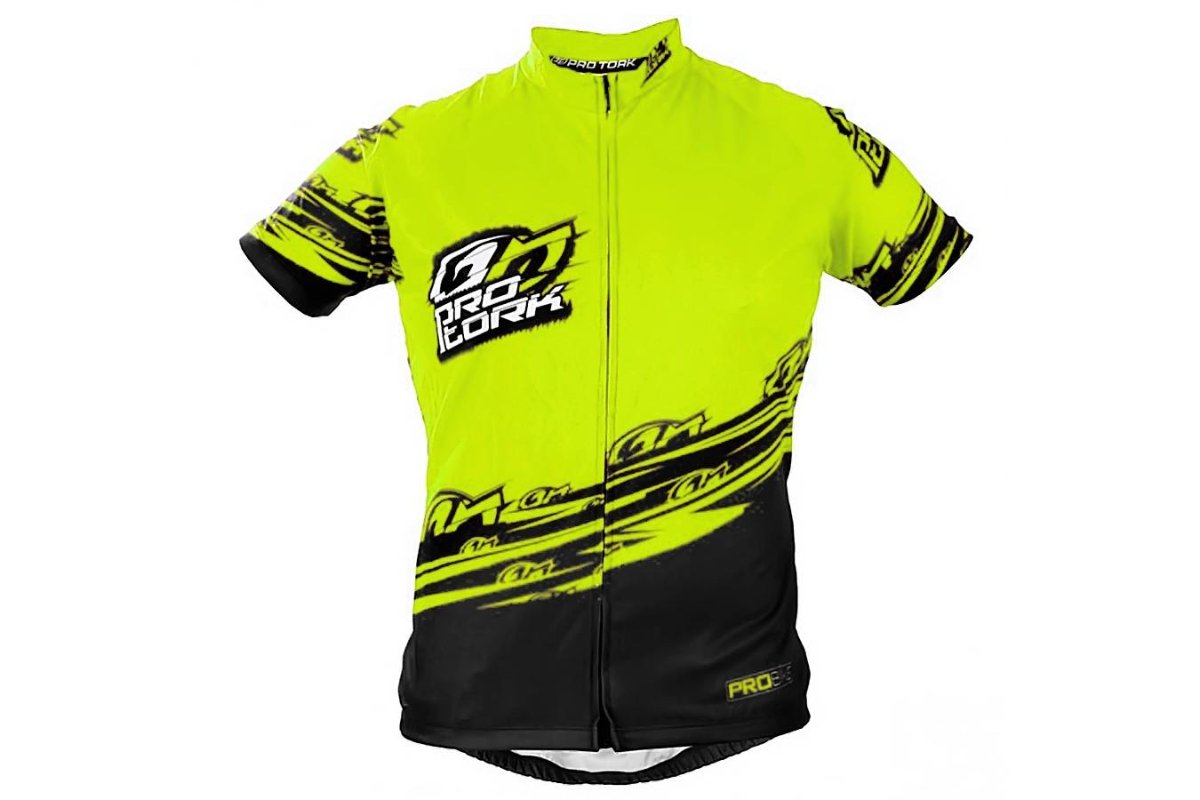 Camisa Ciclista Bike Line 1 - Protork
