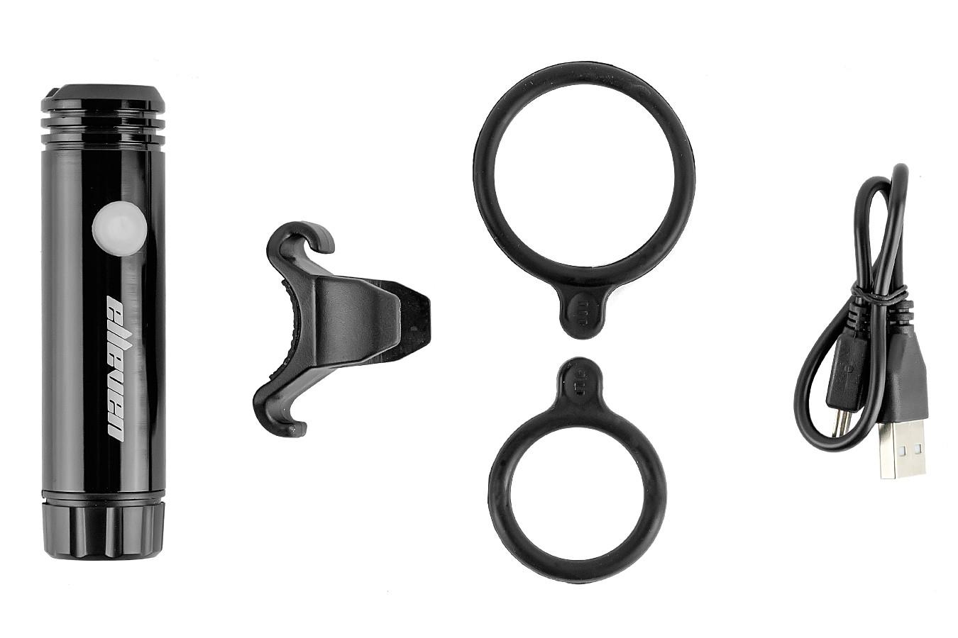 Farol CREE LED 3W Recarregável USB - Elleven