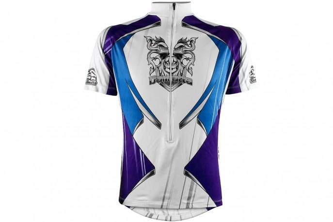 Camisa Ciclista Brasão - DaMatta