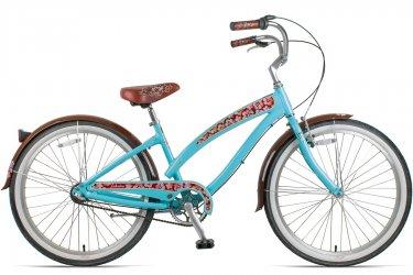 Bicicleta 26 Lahaina Ladie's Coral Teal - Nirve