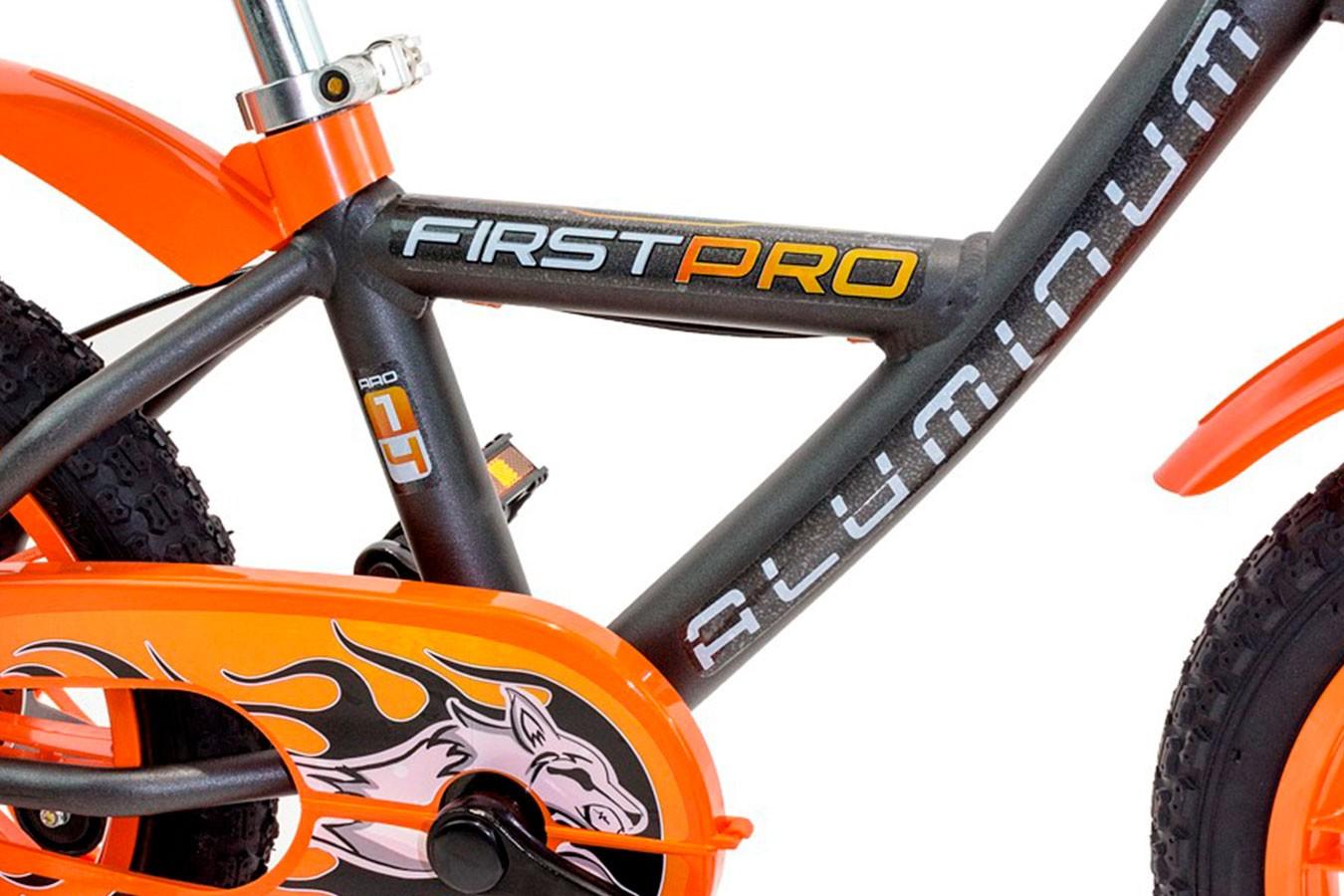 Bicicleta 14 Masculina Freio a Disco First Pro - Nathor