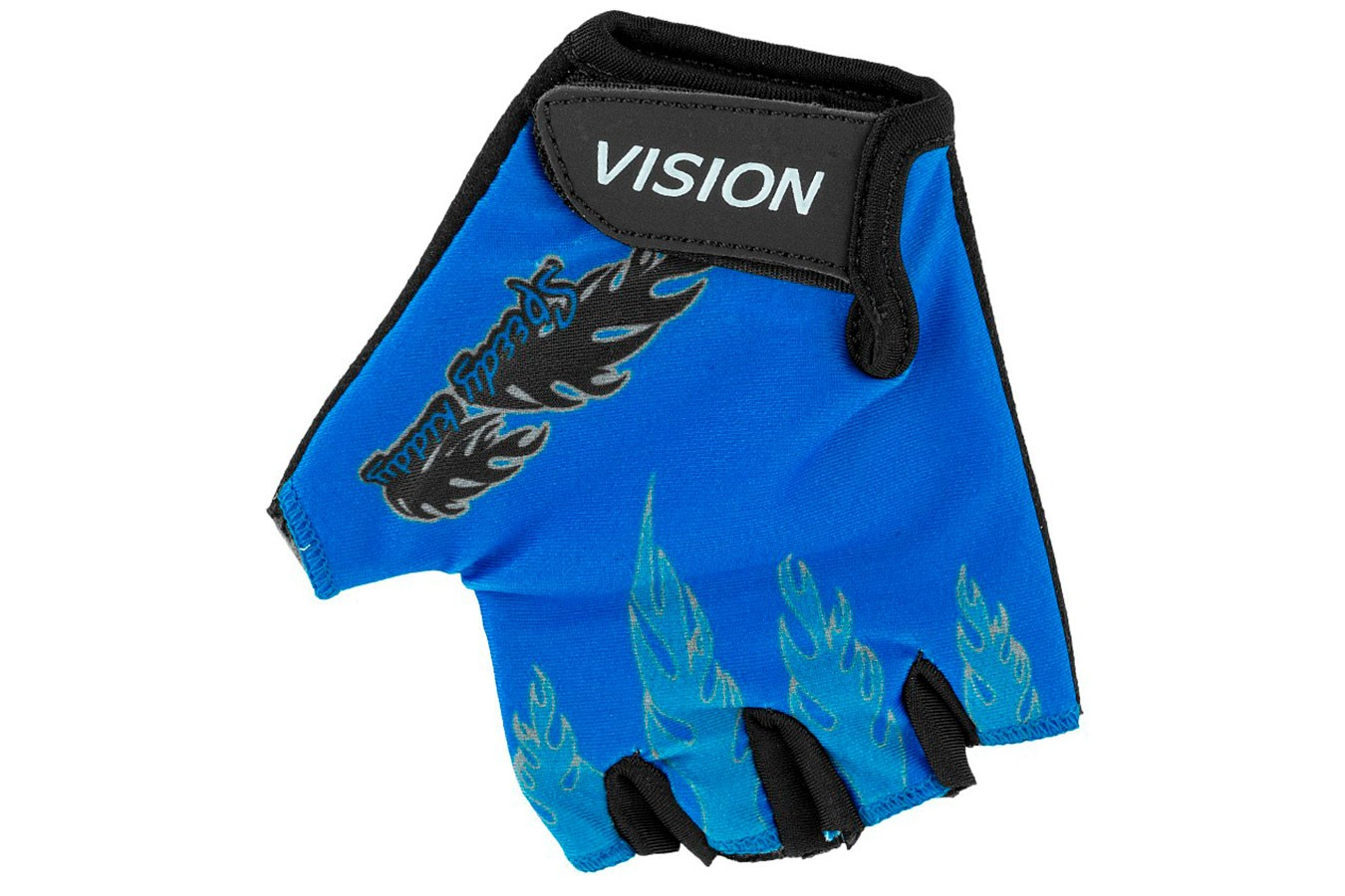 Luva Ciclista Infantil Aberta 312 - Vision