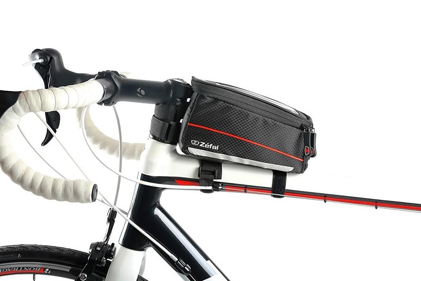 Bolsa para Quadro Z Console Front Pack L - Zéfal