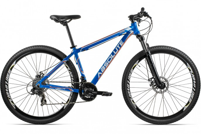 "Bicicleta 29"" Freio Mecânico 24V Nero - Absolute"