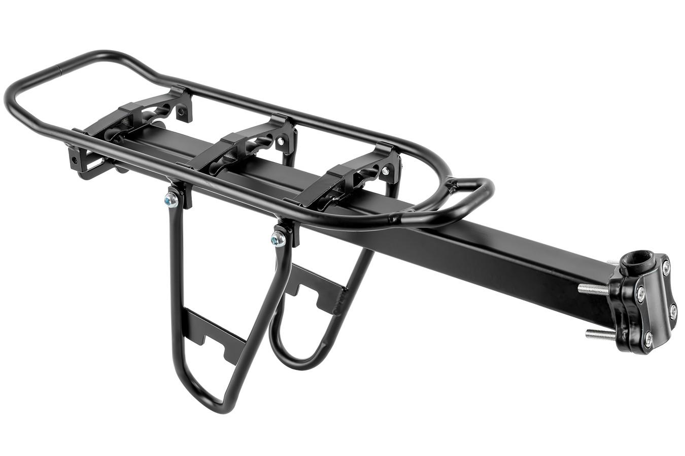 Bagageiro Bicicleta Alumínio Para Canote de Selim 700 HL-AL15 - Saicg