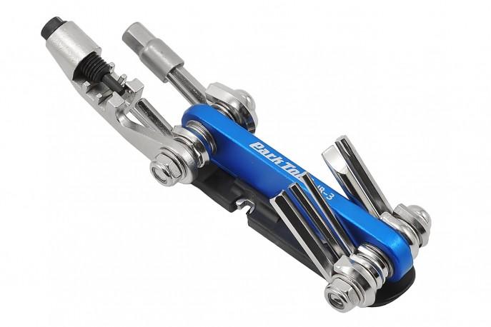 Kit Ferramentas Bike Canivete 15 funções IB-3 - Park Tool