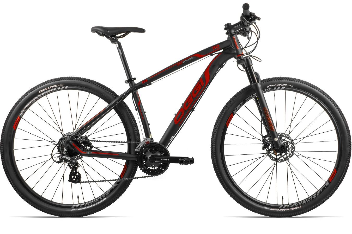 Bicicleta 29 BW 7.0 2017 24v Freio Hidráulico - Oggi