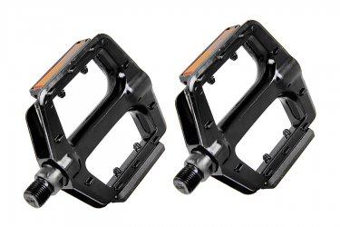 Pedal 9/16 Plataforma Alumínio - Feimin