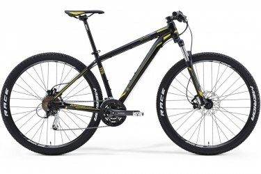 Bicicleta 29 Big Nine 100 PO/CZ 2014 - Merida