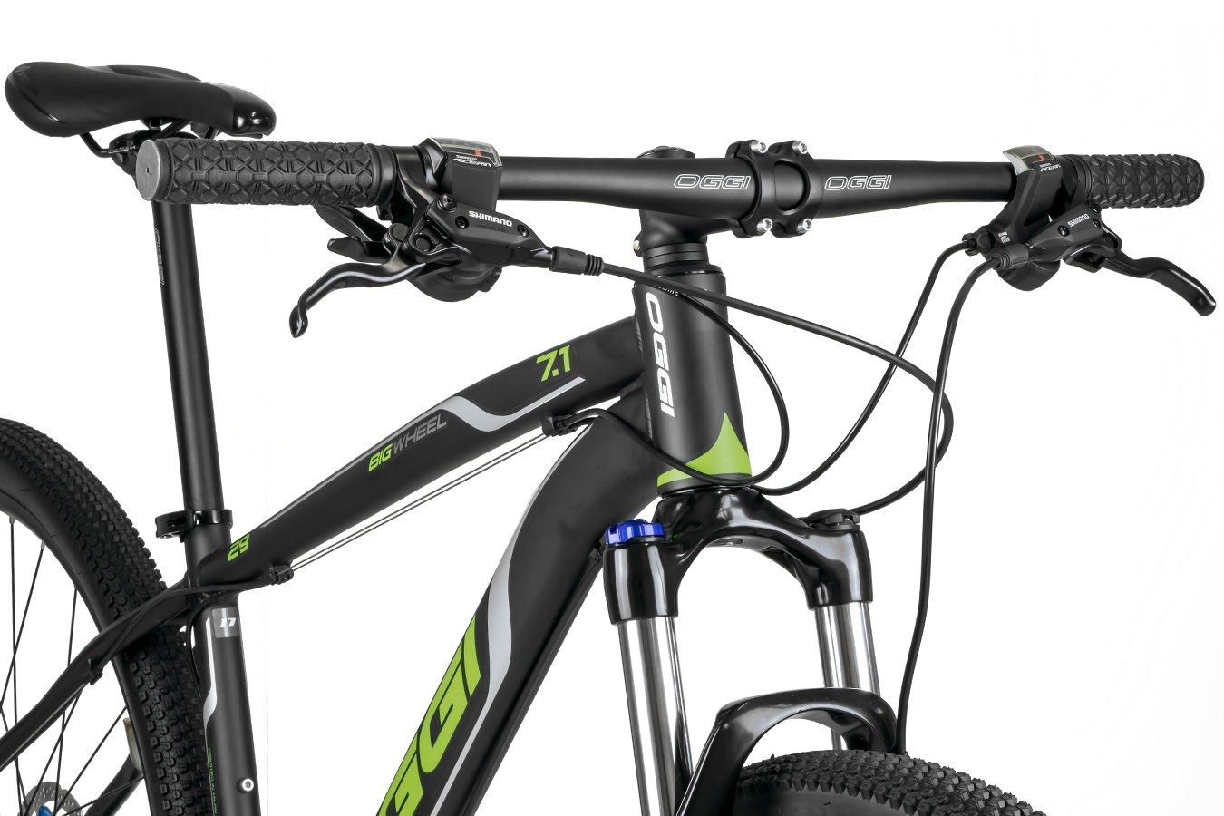 Bicicleta 29 Big Wheel 7.1 2017 Alumínio 27v Acera - Oggi