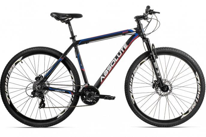 """Bicicleta 29"""" Freio Mecânico 24V (Paco) - Absolute"""
