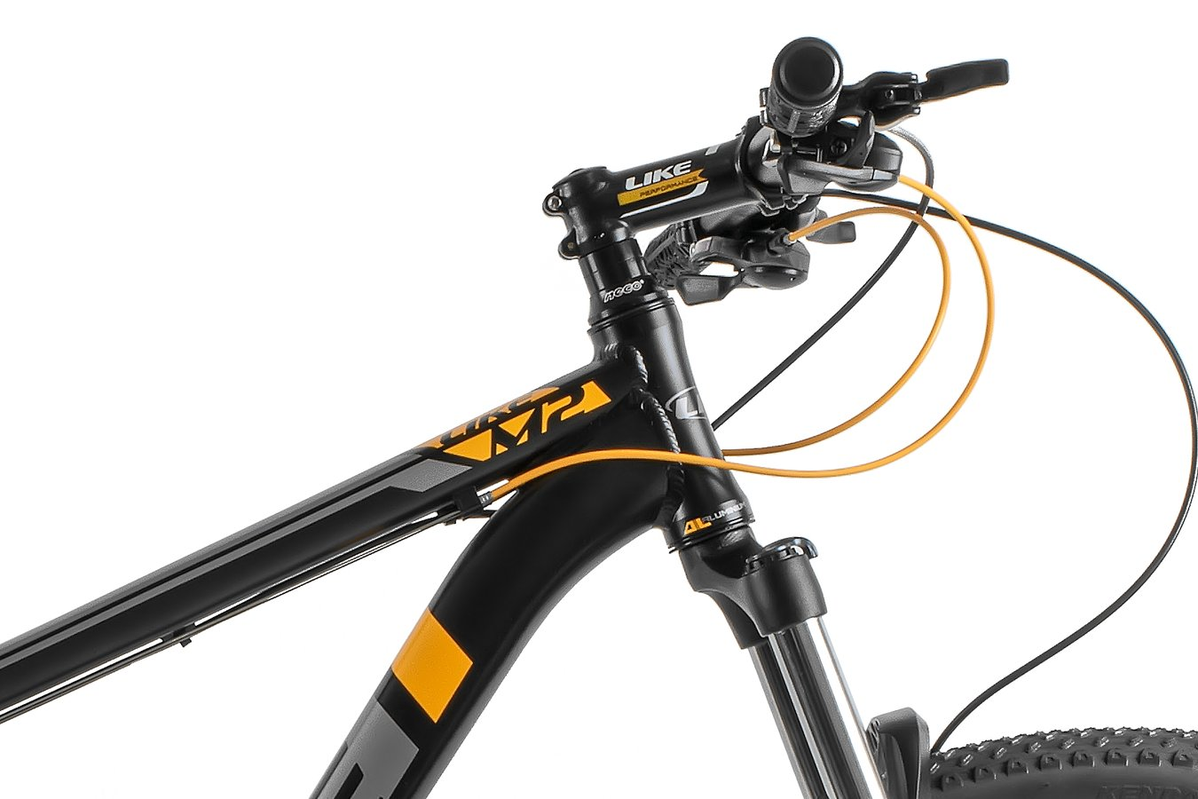 Bicicleta 29 MTB 24V M2 Black - Like