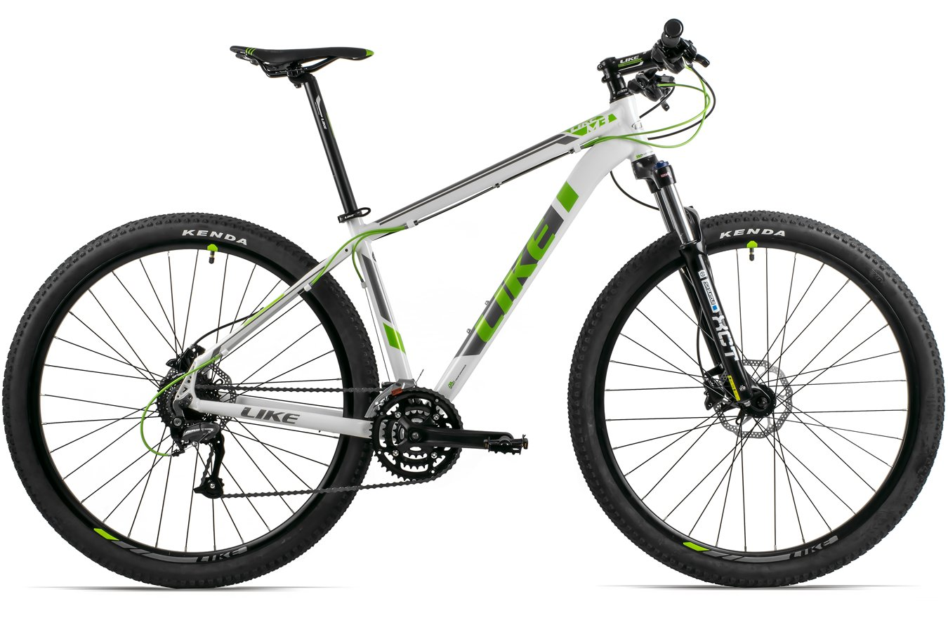 Bicicleta 29 MTB 27V M3 Black - Like