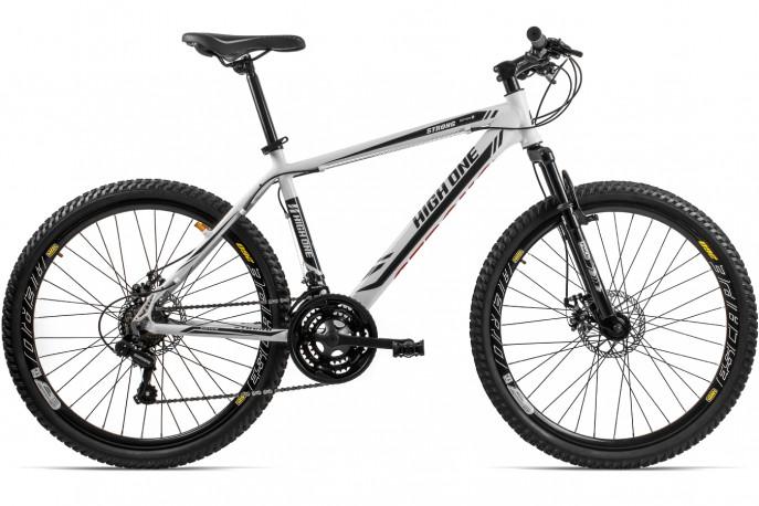 Bicicleta 26 Alumínio 21V Strong - High One