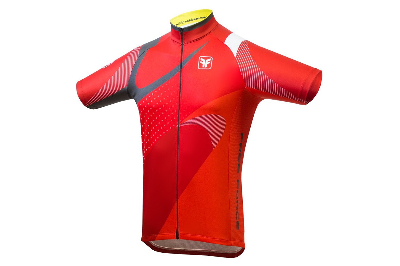Camisa Ciclista Move - Free force