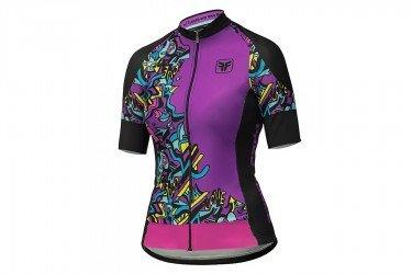 Camisa Ciclista Feminina Choice - Free Force