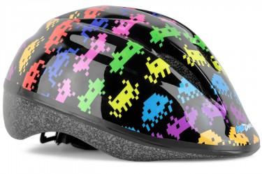 Capacete Ciclista Infantil KZ-168 Pixels - Kidzamo