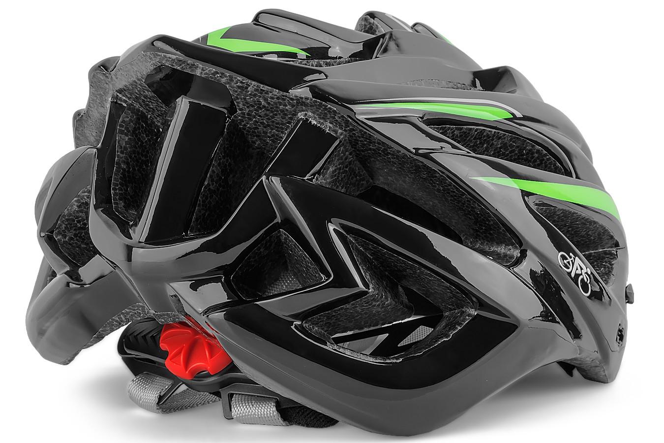Capacete Ciclista Inmold Com Viseira 1155 - LL
