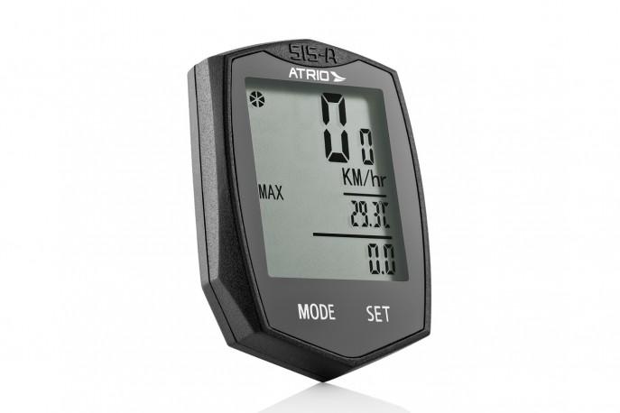Velocímetro Bike Digital 22F Wireless BI086 - Atrio