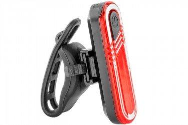 Vista Light Traseiro Recarregável USB H-1117 - LL