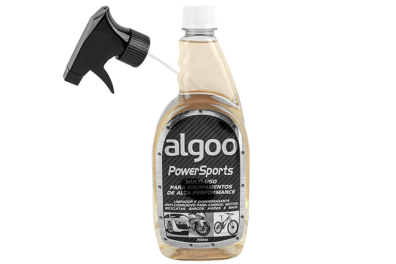 Desengraxante Multiuso 700ml Powersports - Algoo