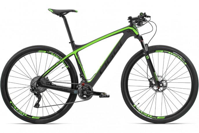 Bicicleta 29 Agile Pro Team Carbono 2017 - Oggi