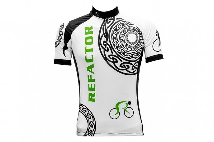 Camisa Ciclista Mandala - Refactor